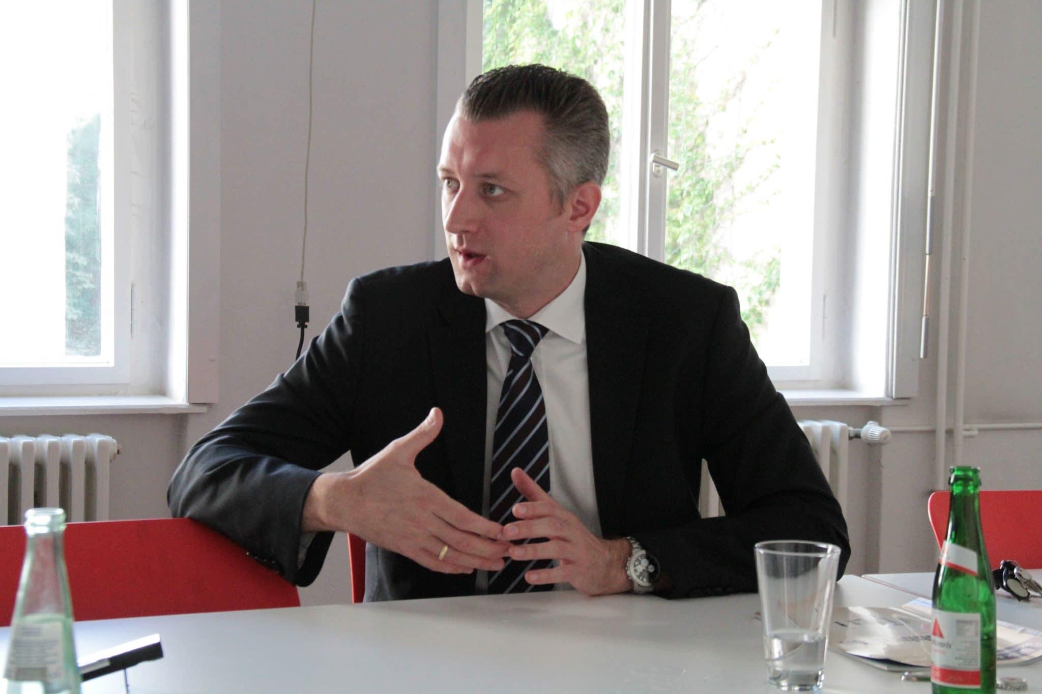 Peter Matuschek, Foto: Tom Müller