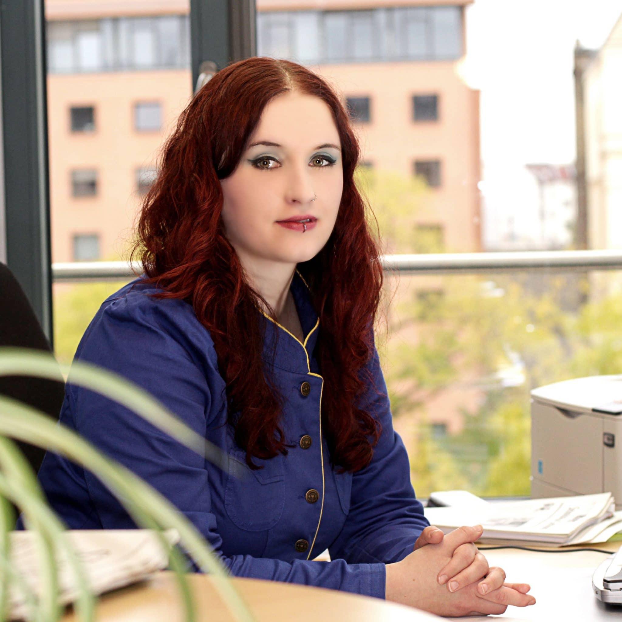 Agnieszka Brugger, Foto: Stephan Baumann