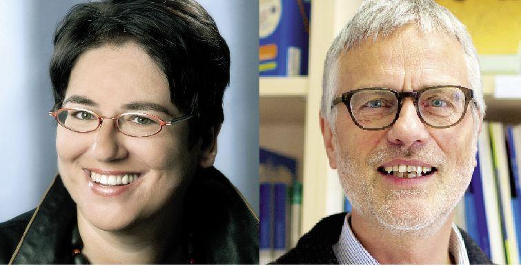 Eva Matthes und Reinhold Hedtke, Fotos: privat