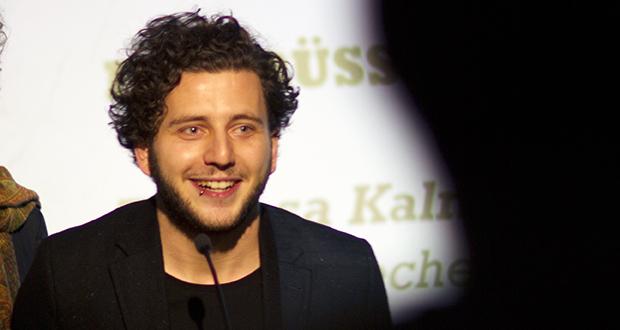 Felix Banaszak, Sprecher des Bundesverbandes der Grünen Jugend. Foto: Julia Nimke