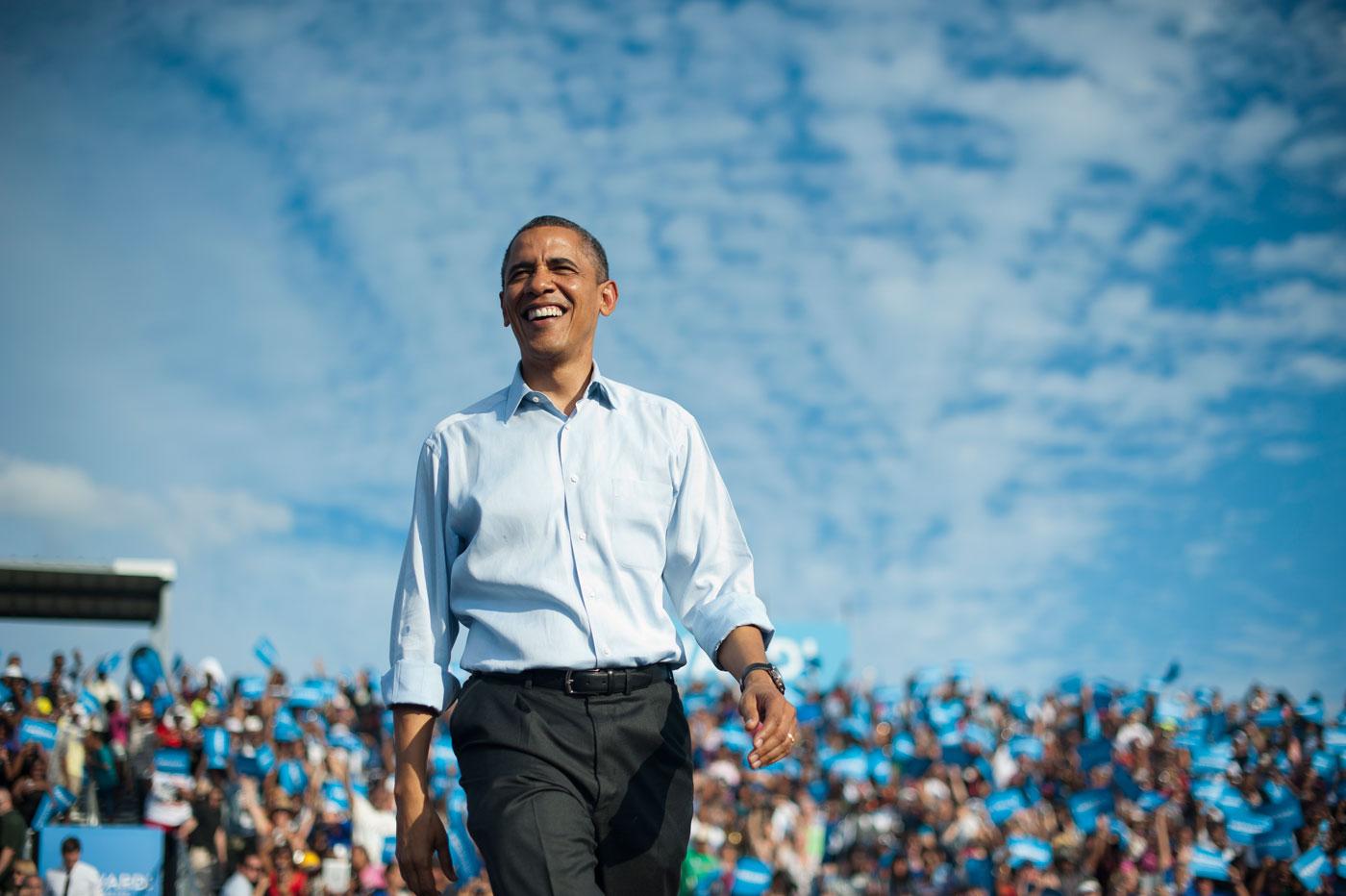 Barack Obama (c) Flickr.com/Scout Tufankjian for Obama for America/CC BY-NC-SA 2.0 Foto: Flickr.com/Scout Tufankjian for Obama for America/CC BY-NC-SA 2.0