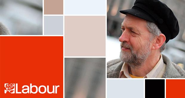 Logo: Labour Party, Foto: Wikimedia Commons/David Hunt, Montage: Janice Arpert