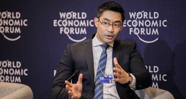 Foto: World Economic Forum / Benedikt von Loebell