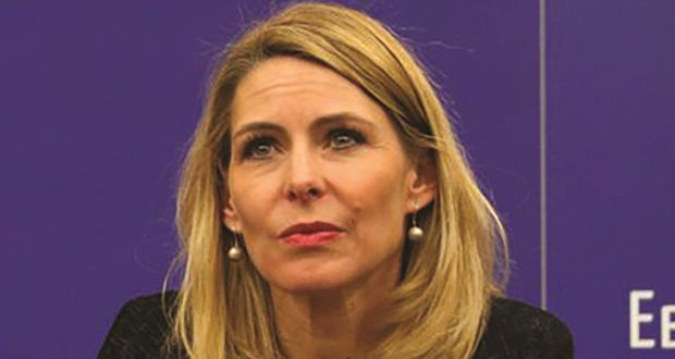 Utta Tuttlies ist Sprecherin der S&D-Fraktion im Europäischen Parlament (c) privat