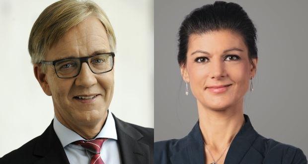 Foto: (1) Deutscher Bundestag/Inga Haar (2) DiG/Trialon