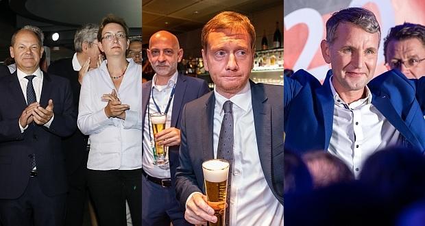Fotos: (1) Sebastian Gabsch/Geisler-Fotopre (2) Robert Michael/dpa-Zentralbild/dpa (3) Jens Büttner/dpa-Zentralbild/ZB