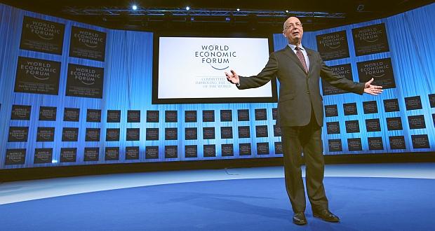 Klaus Schwab, Gründer und Chairman des World Economic Forum (c) World Economic Forum/swiss-image.ch