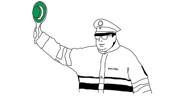 Mit dem Vorwurf der Sprachpolizei wird oftmals versucht, Begriffsdebatten abzuwürgen. (c) Marcel Franke