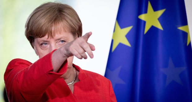 Bundeskanzlerin Angela Merkel (CDU) will im Rahmen der deutschen Ratspräsidentschaft viel für die Europäische Union bewegen. (c) picture alliance/Kay Nietfeld/dpa